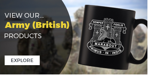 from 1958 Personalised Mug // Cup * The King/'s Regiment