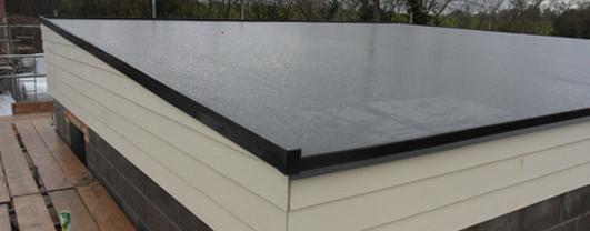 Firestone Epdm Membrane Rubber Flat Roof Kit Amp Trims